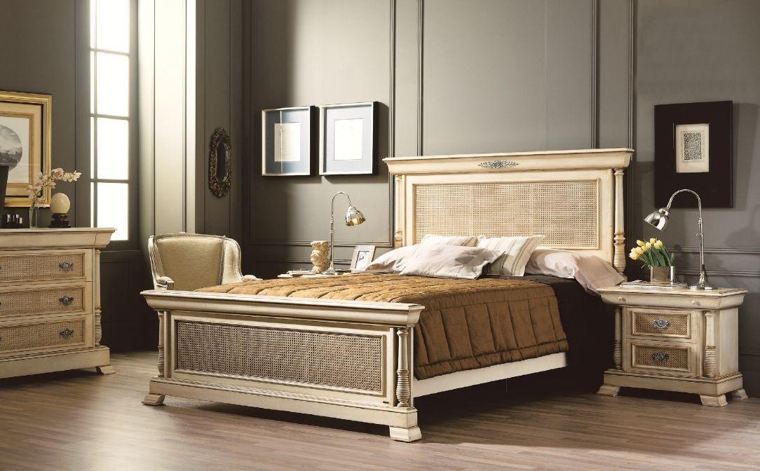 Klasikiniai miegamojo baldai Trianon 2