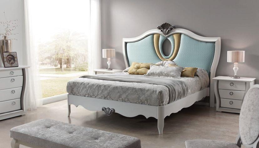 Klasikiniai miegamojo baldai Valentina 4