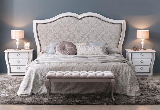 Klasikiniai miegamojo baldai Victoria 1.1