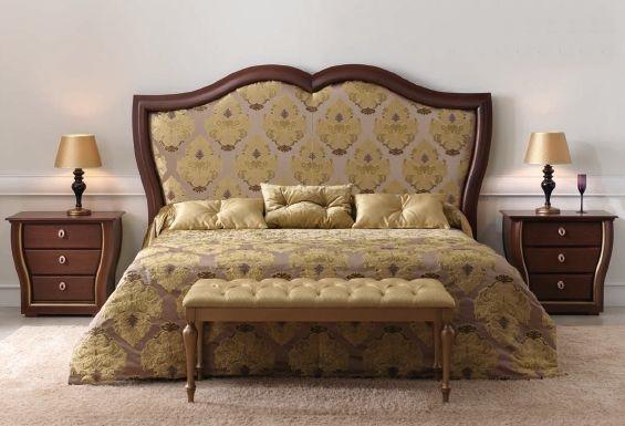 Klasikiniai miegamojo baldai Victoria 2.1