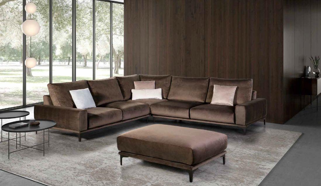 Modernūs minkšti svetainės baldai sofa Loft