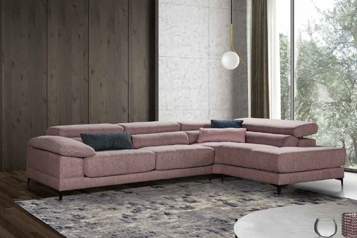 Modernūs minkšti svetainės baldai sofa Newman 2