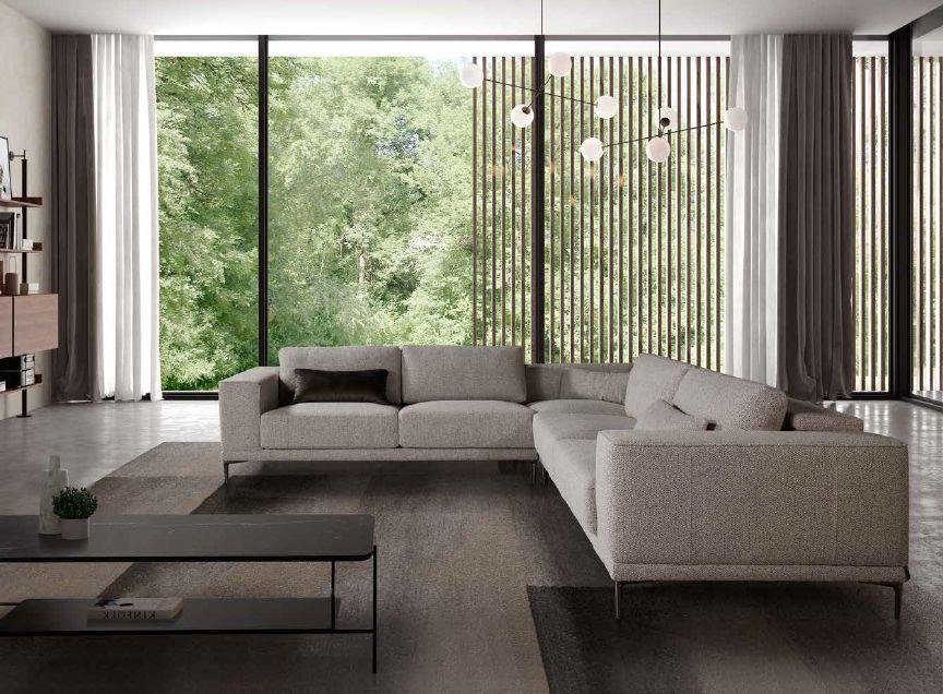 Modernūs minkšti svetainės baldai sofa Up 3