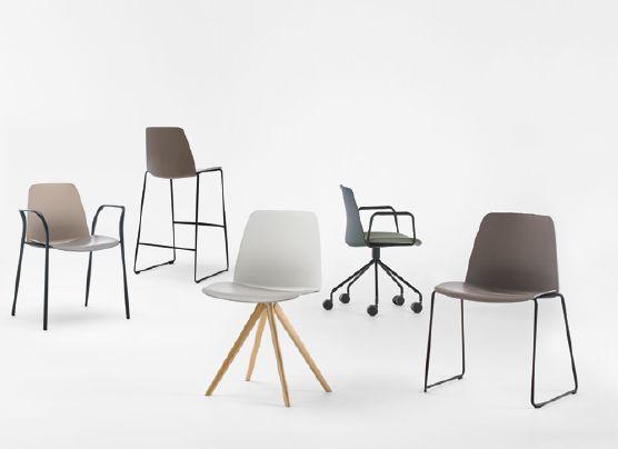 Modernios kėdės Unnia 2
