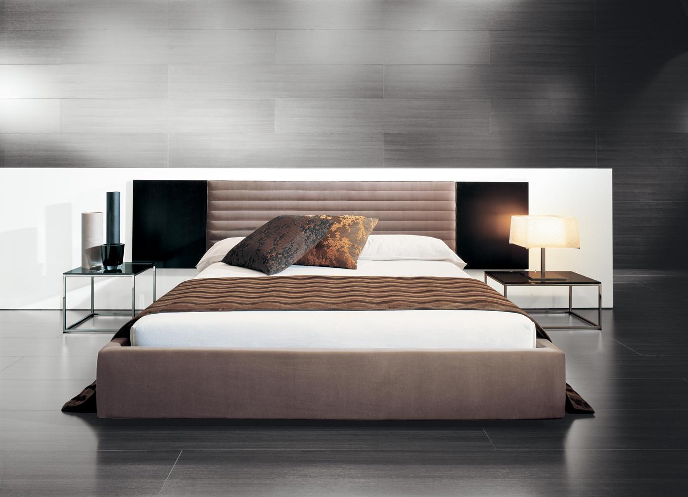 Modernūs miegamojo baldai Alma 2