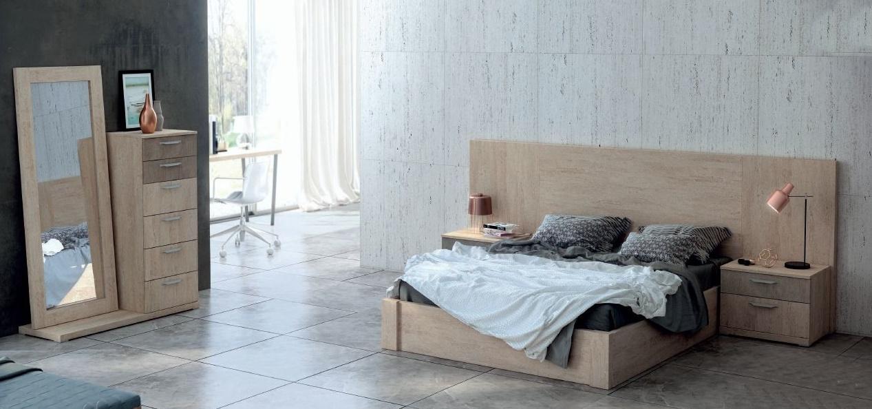 Modernūs miegamojo baldai Esenzia 2_e131