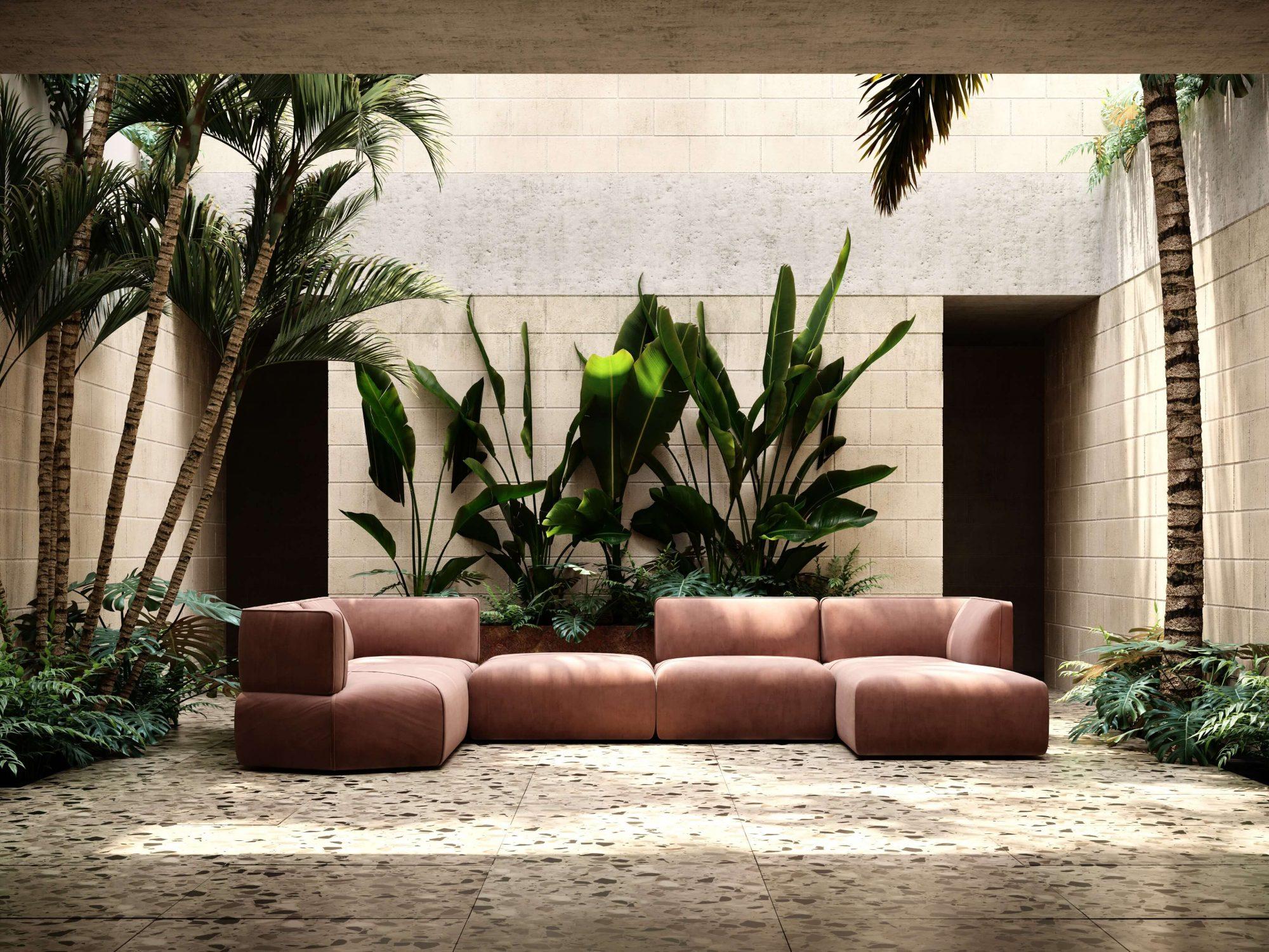 Moderni sofa Disruption