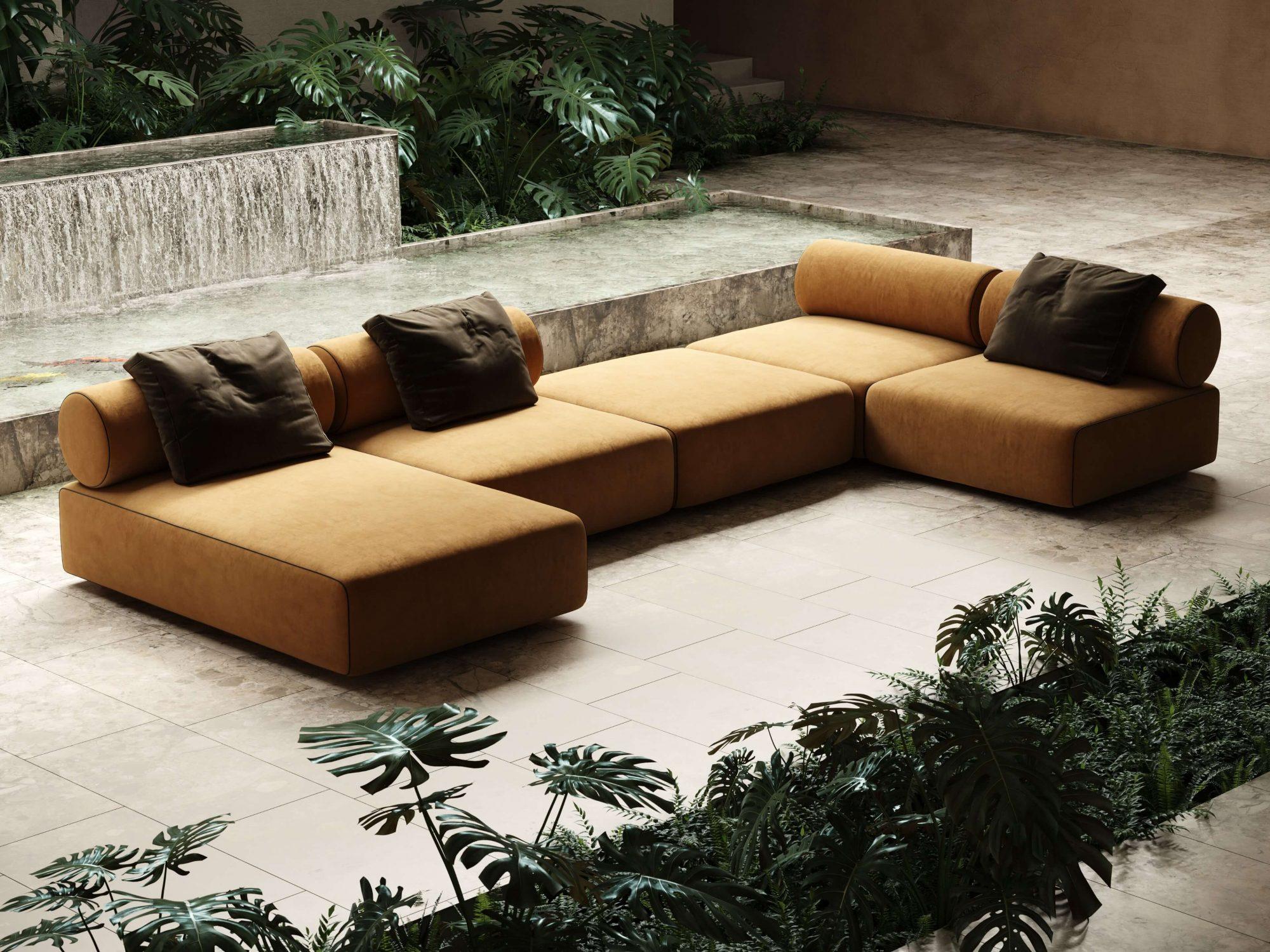 Moderni sofa Shinto