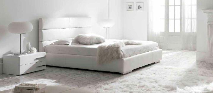 Modernūs miegamojo baldai Atenas