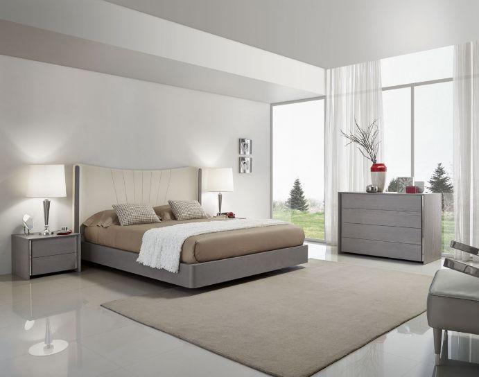 Modernūs miegamojo baldai Baxter 1