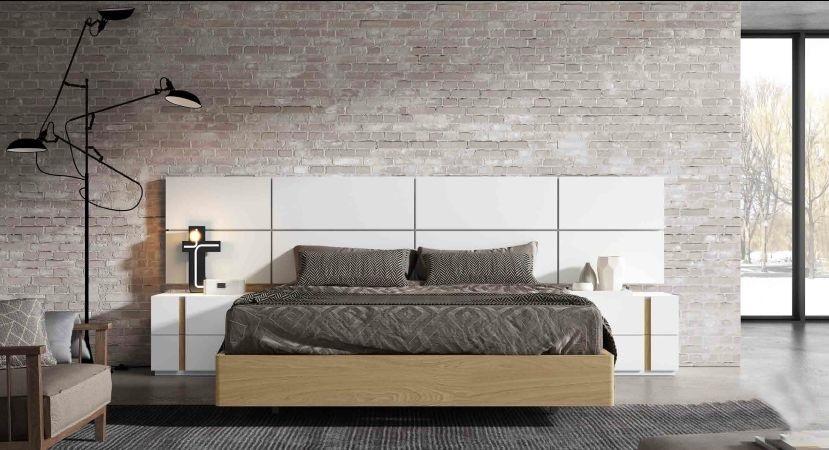 Modernūs miegamojo baldai Classic 01