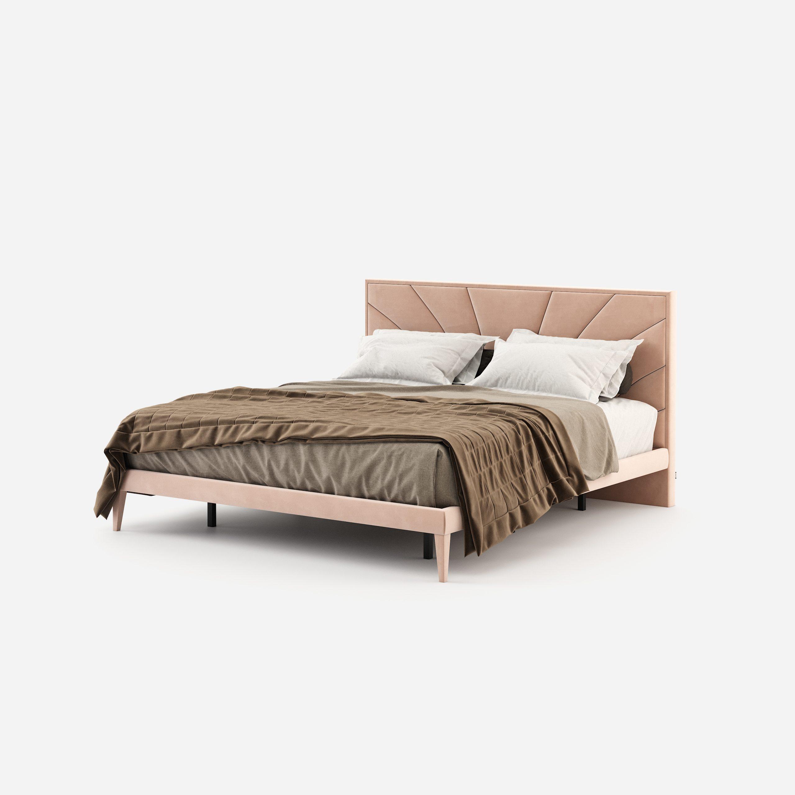 Modernūs miegamojo baldai Concha