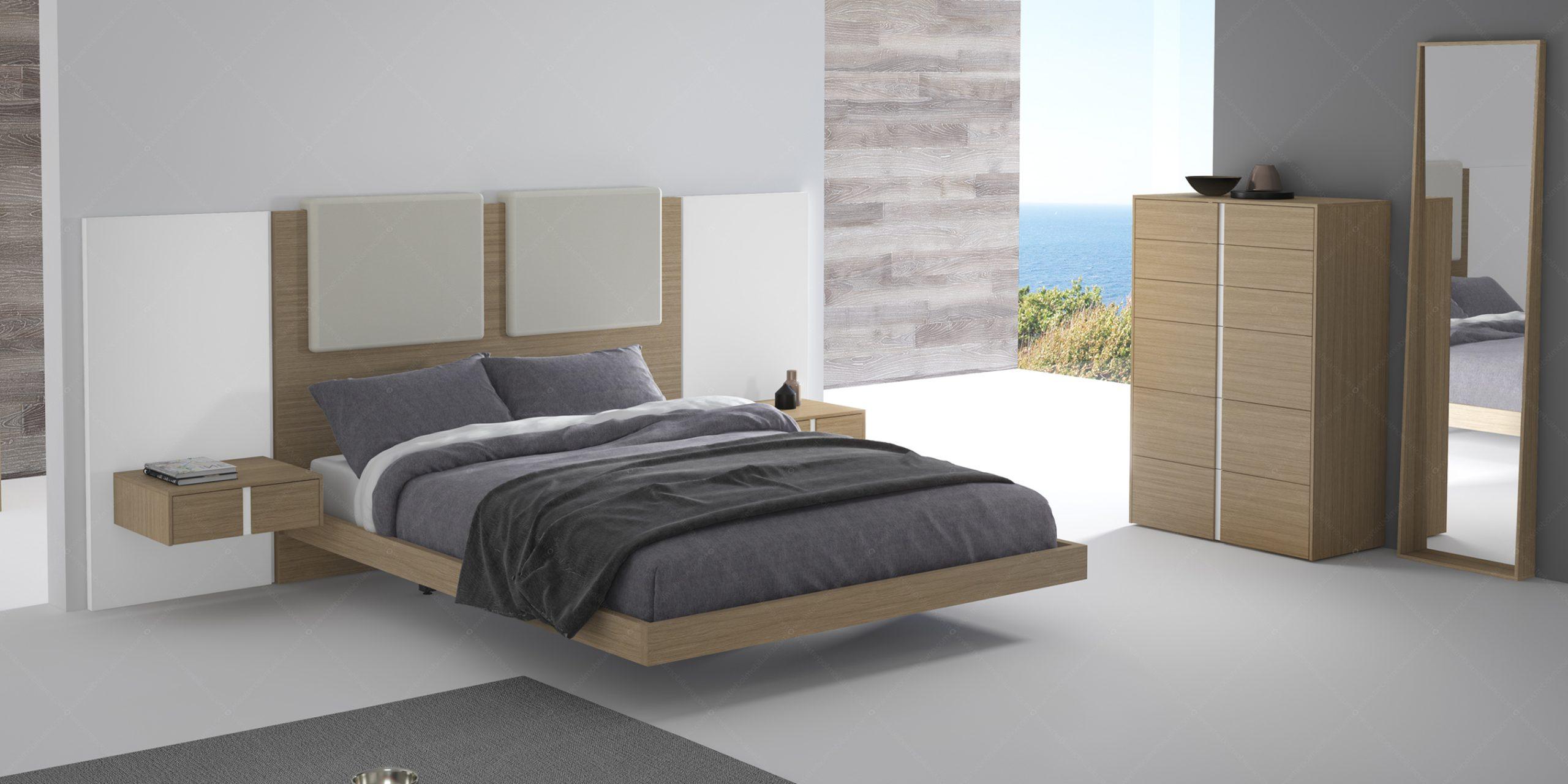 Modernūs miegamojo baldai Gen Z Matrimonio 03