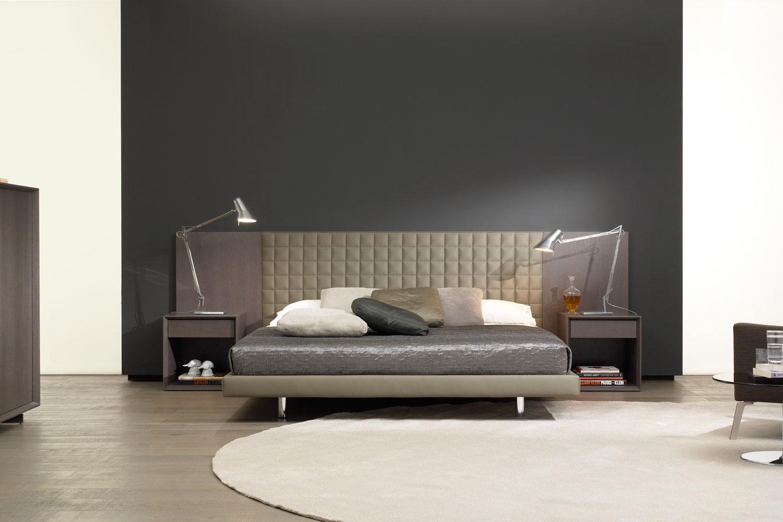 Modernūs miegamojo baldai Genova 4