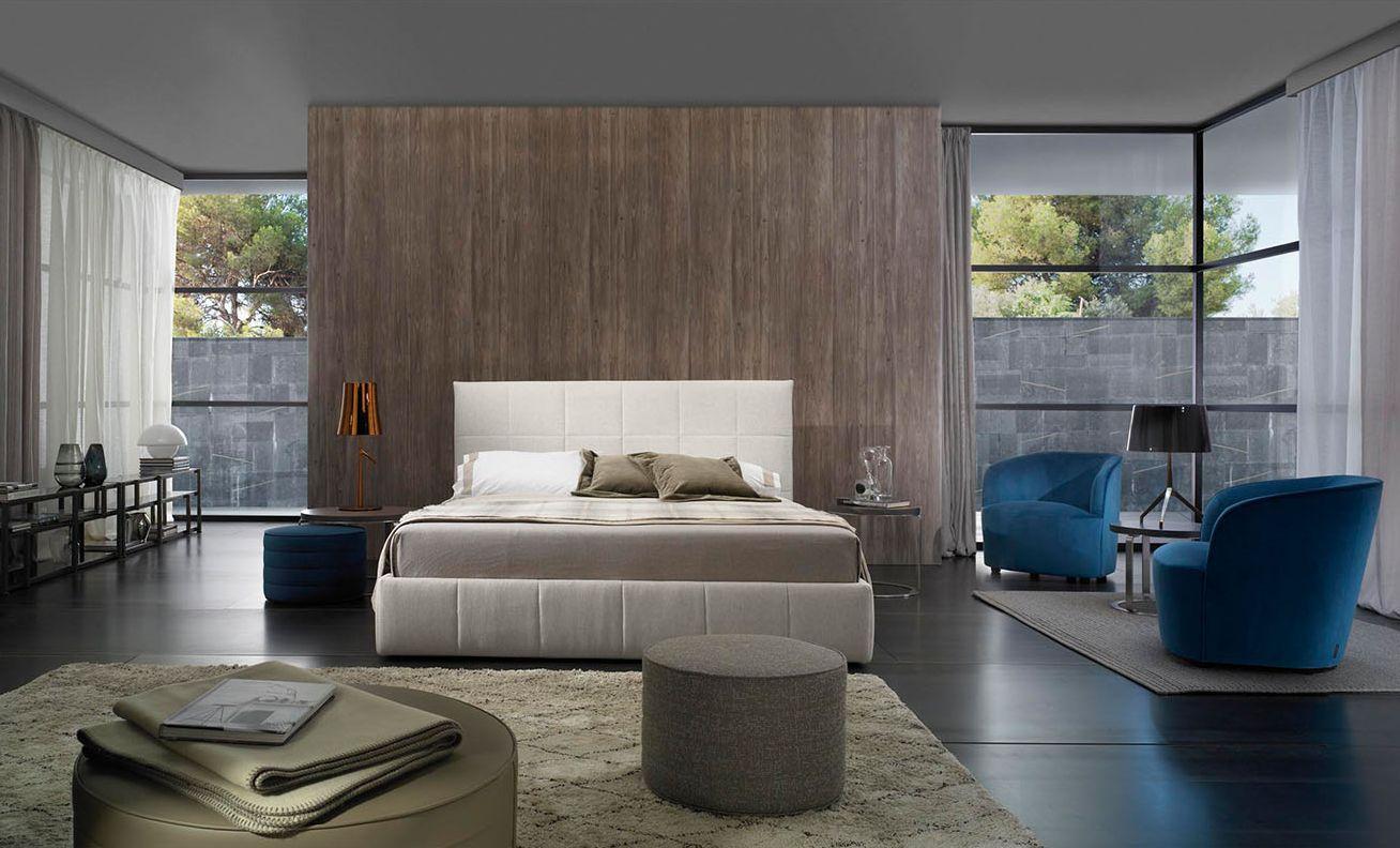 Modernūs miegamojo baldai Helen