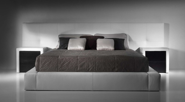 Modernūs miegamojo baldai Idun 1