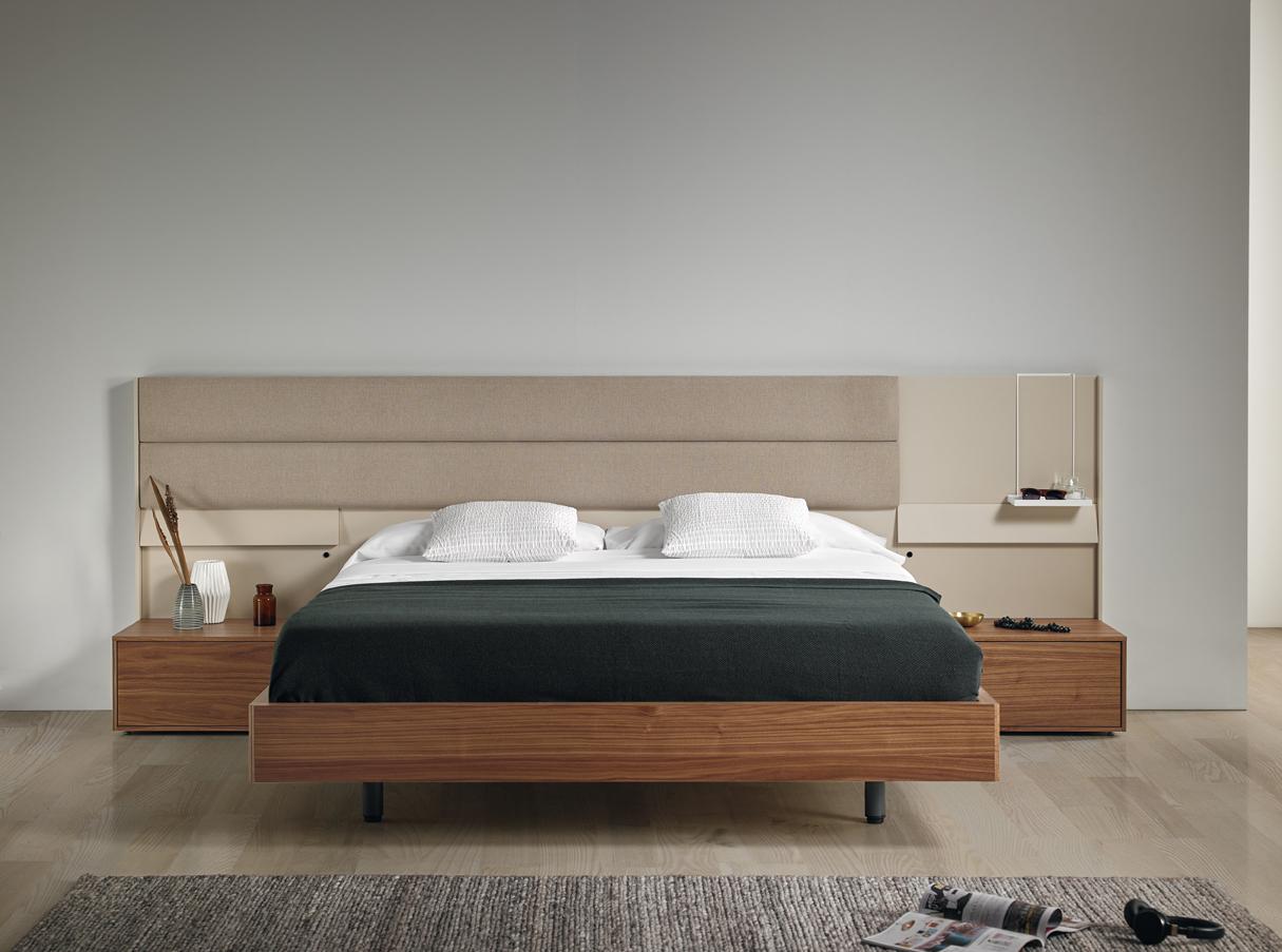 Modernūs miegamojo baldai Intana 4