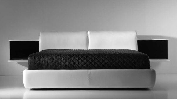 Modernūs miegamojo baldai Jung