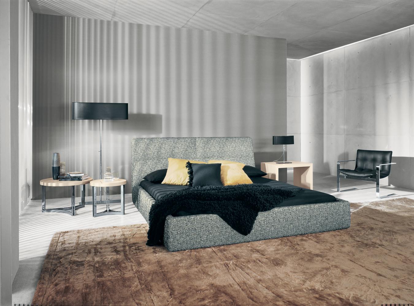 Modernūs miegamojo baldai Kross