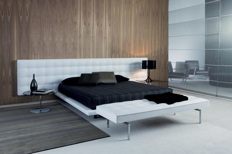 Modernūs miegamojo baldai Laturca