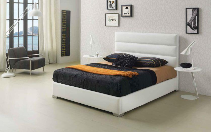 Modernūs miegamojo baldai Lidia