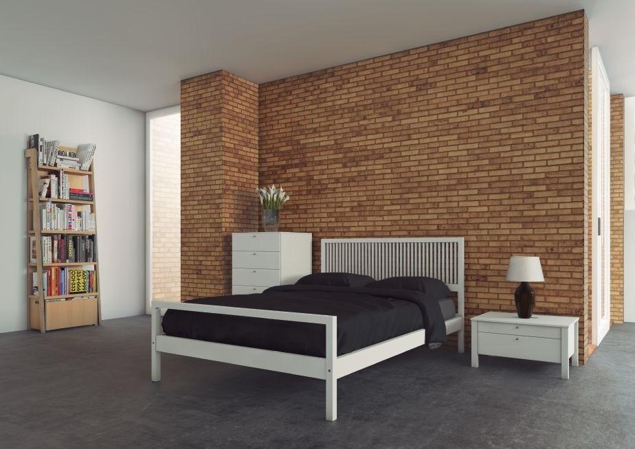 Modernūs miegamojo baldai Matt 6
