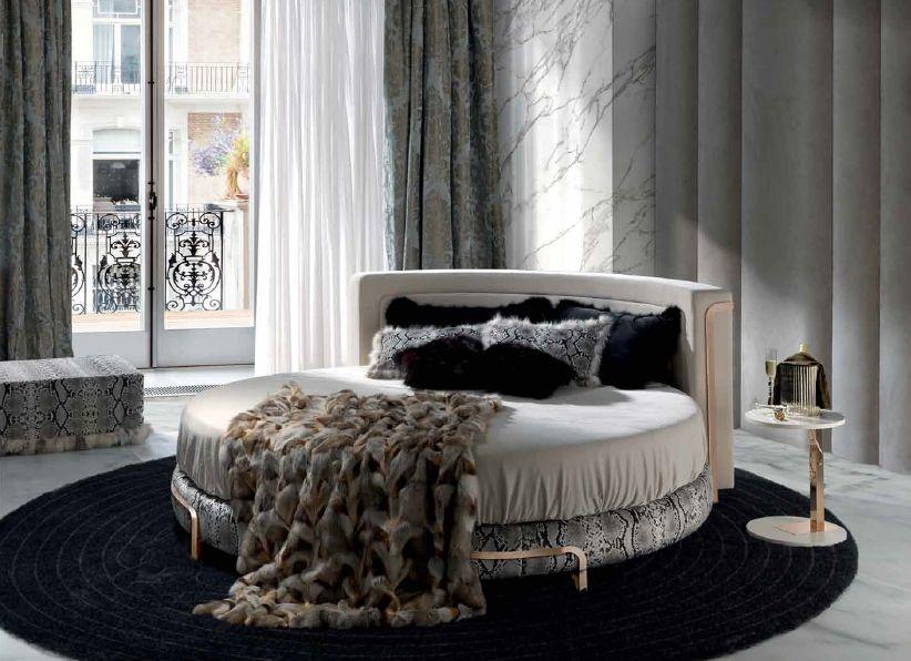 Modernūs miegamojo baldai Oboe Planet 2