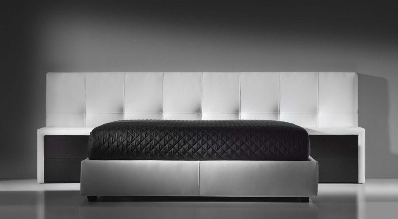 Modernūs miegamojo baldai Oniris