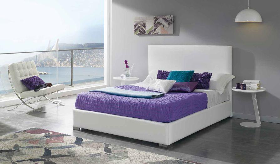 Modernūs miegamojo baldai Piccolo