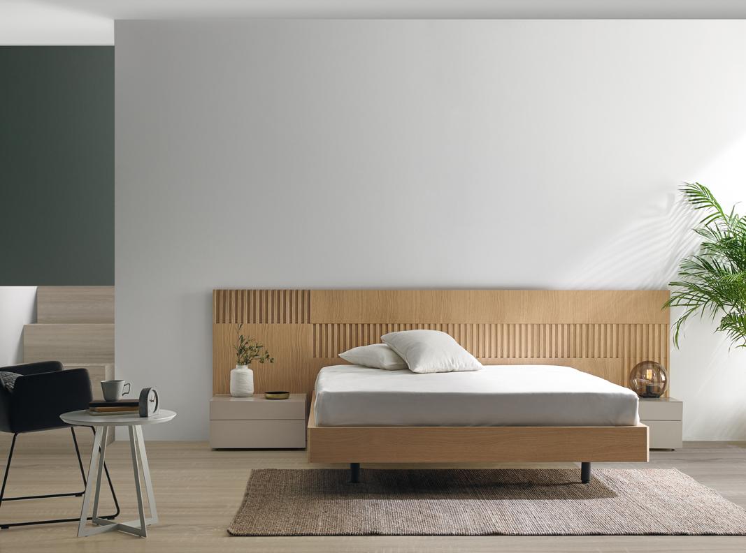 Modernūs miegamojo baldai Sanaa 2