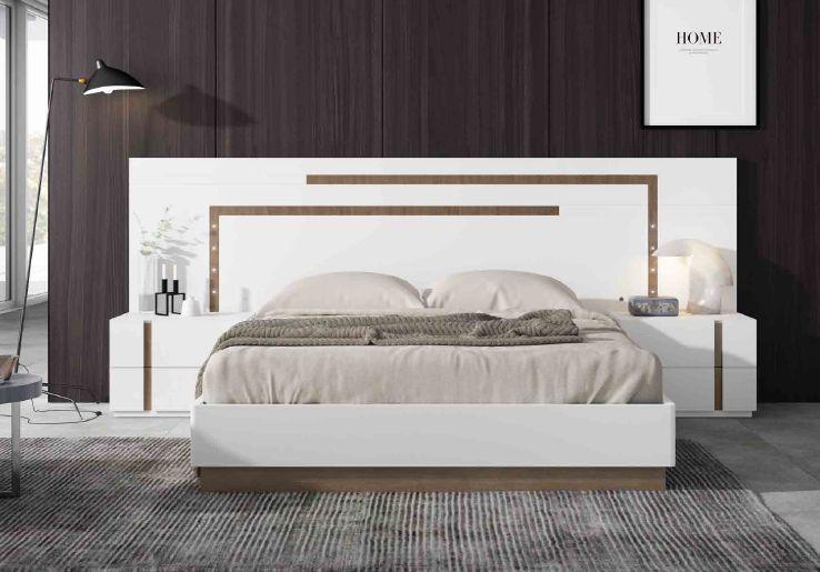 Modernūs miegamojo baldai Sunset 05