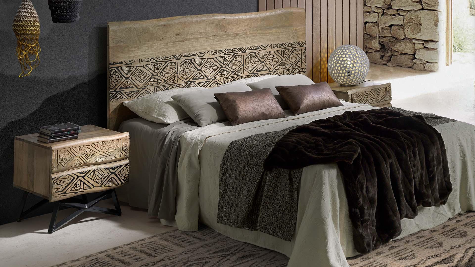 Modernūs miegamojo baldai Tattoo