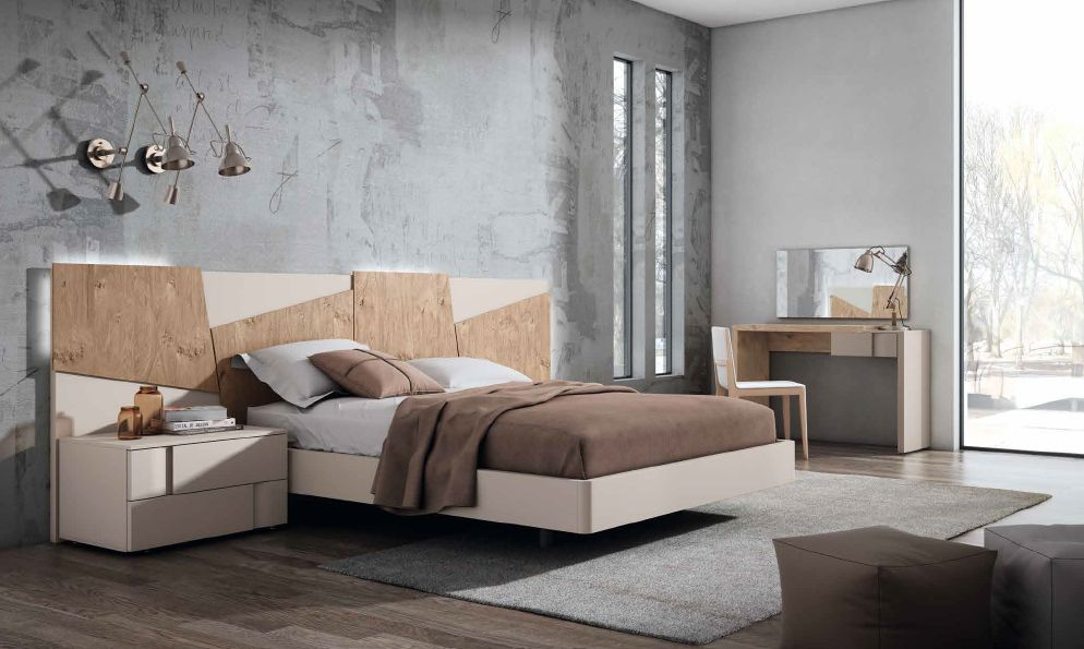 Modernūs miegamojo baldai Tetris 0018