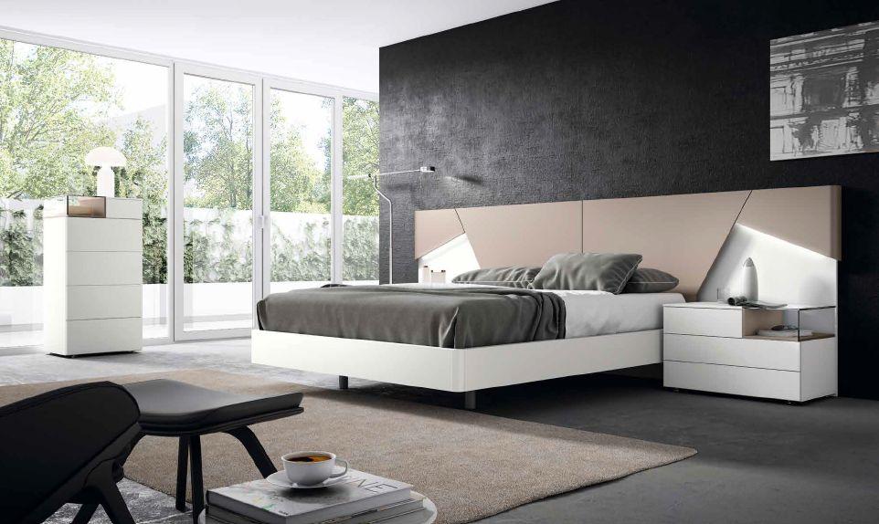 Modernūs miegamojo baldai Trento 0019