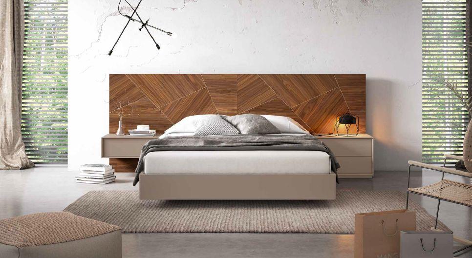 Modernūs miegamojo baldai Ul 21.1