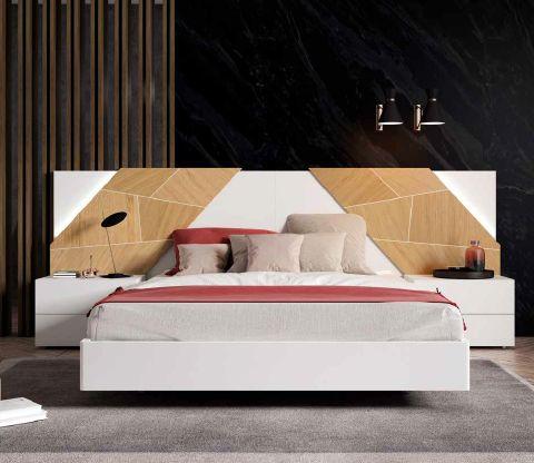 Modernūs miegamojo baldai Ul 25