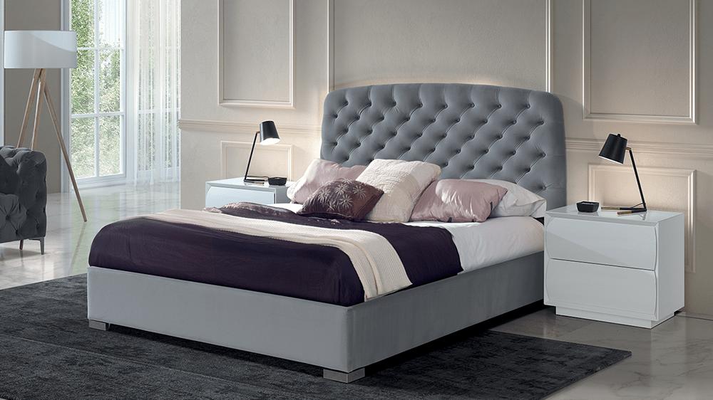 Modernūs miegamojo baldai Yolanda