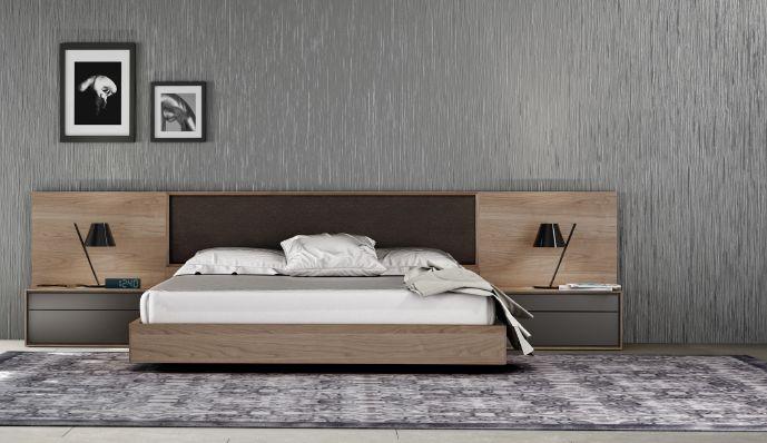 Modernūs miegamojo baldai comp. 04.3
