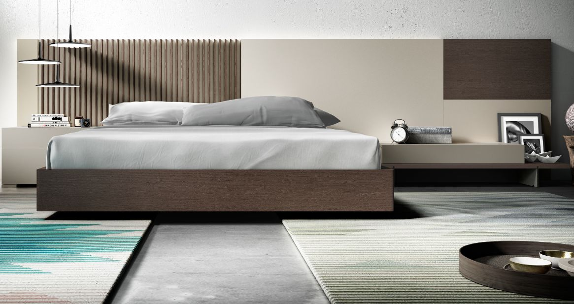 Modernūs miegamojo baldai comp. 11.1
