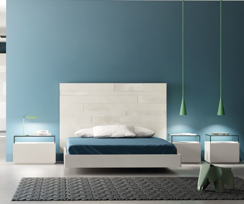 Modernūs miegamojo baldai comp. 14