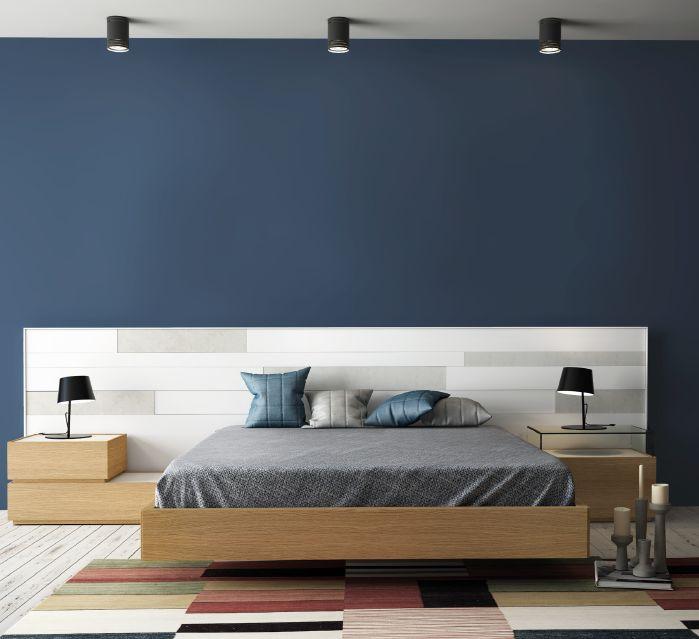 Modernūs miegamojo baldai comp. 15