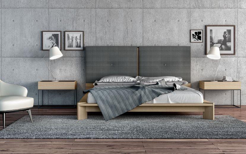 Modernūs miegamojo baldai comp. 18