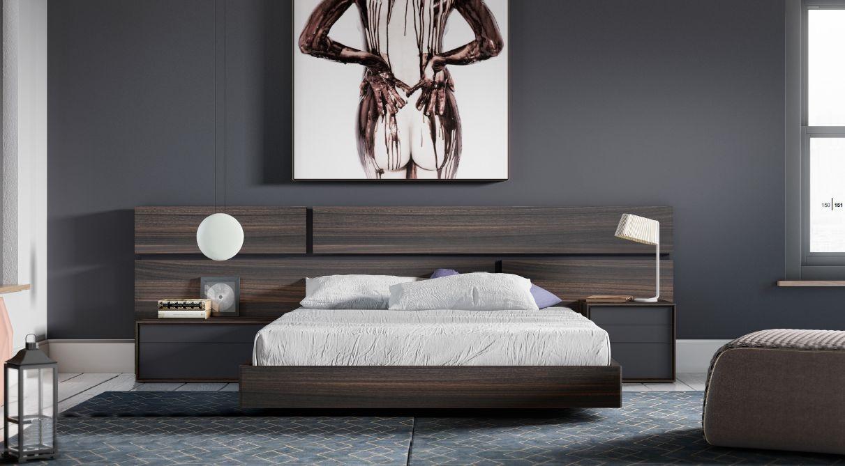 Modernūs miegamojo baldai comp. 21.1
