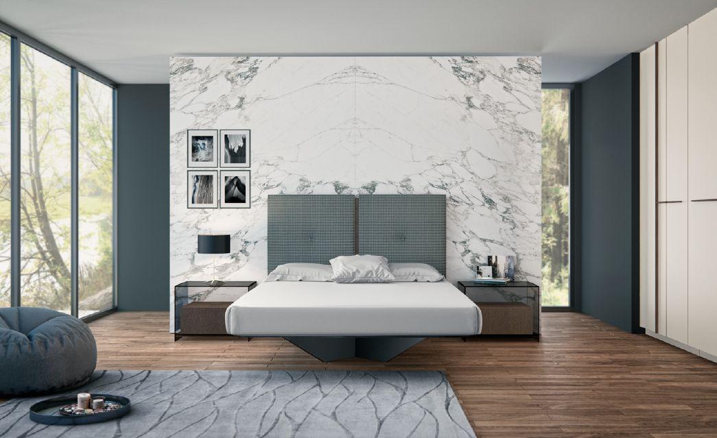 Modernūs miegamojo baldai comp. 23.1