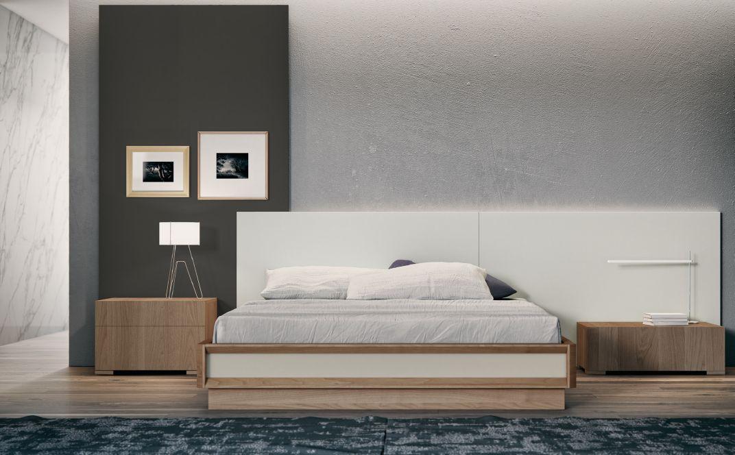 Modernūs miegamojo baldai comp. 24.3
