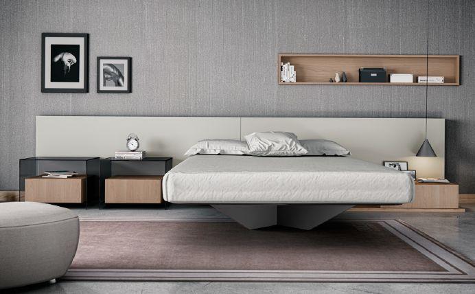 Modernūs miegamojo baldai comp. 25.1
