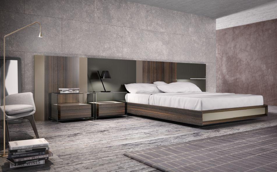 Modernūs miegamojo baldai comp. 27.1