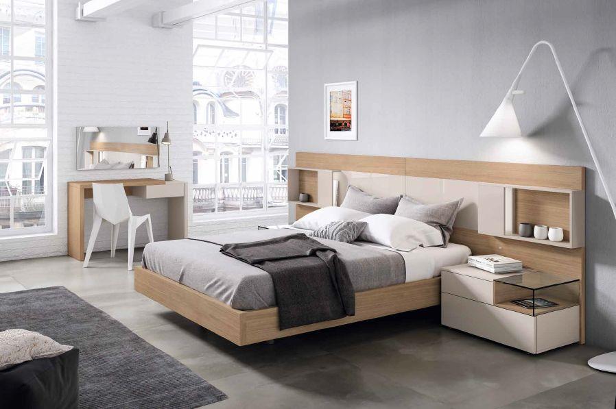 Modernūs miegamojo bladai Grafika Atlantis 013