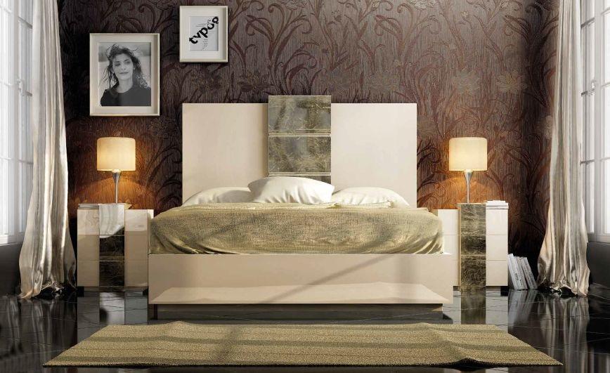 Modernūs miegamojo baldai Dor 02