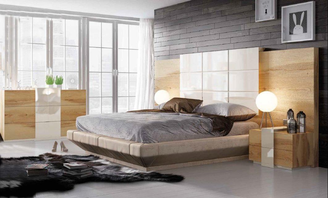 Modernūs miegamojo baldai Dor 04